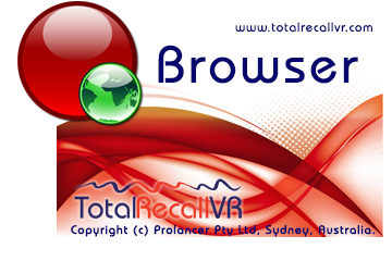 Total Recall VR Browser