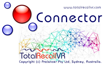 Total Recall VR Connector
