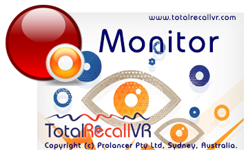 Total Recall VR Monitor